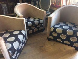 Ensemble fauteuils pois_resultat