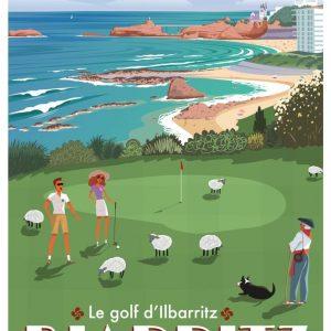 Affiche Ilbaritz