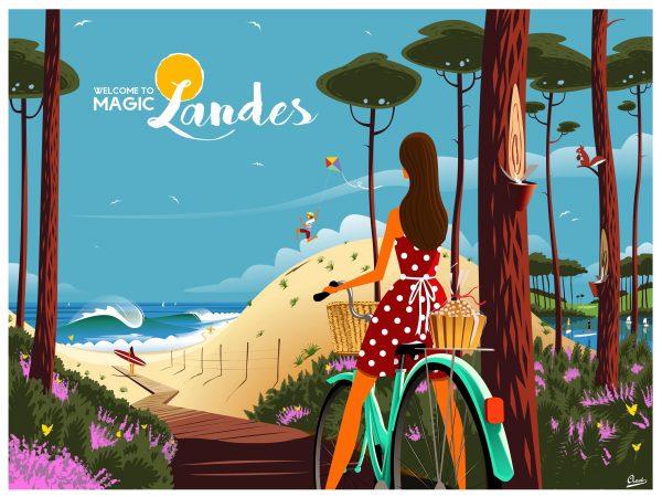Magic Landes