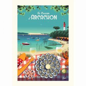 Arcachon – Le bassin d'Arcachon