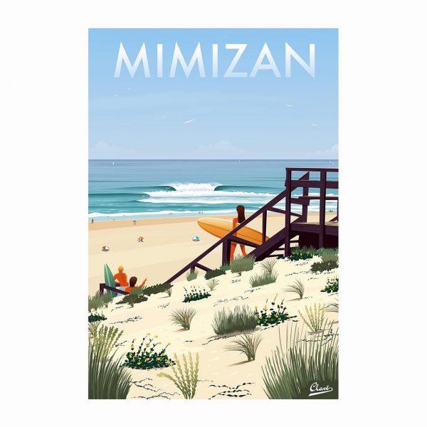 Mimizan dans les Landes